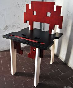 Space invaders : take a sit :)