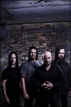 Disturbed (Ozzfest 2001, Atlanta, GA)