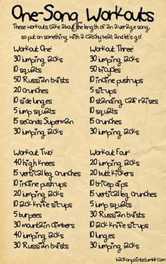 love this workout!!! working out and music are to of my favorite things... why not put them together?