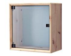 NORNÄS witryna - 37x37 cm / IKEA
