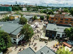 Telliskivi Creative City |©Relkmsaiia/Wikimedia Commons