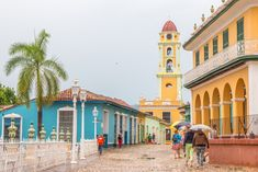 Trinidad is one of those places that everyone should include in their itinerary for a visit toCuba. Like us, travellers flock to this 500-year-old town in central Cuba, considered to be ...