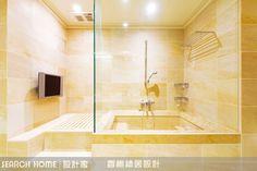 shower tub glass wall drain