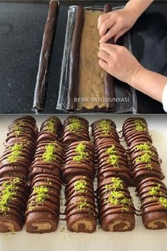 Chocolate Cake, Cookie Recipes, Sausage, Food And Drink, Cookies, Meat, Ethnic Recipes, Desserts, Filling Recipe