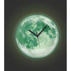 Glow in the Dark Moonlight Clock