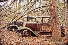 Model A's found in Mills River, NC