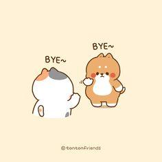 Cute Baby Cats, Cute Babies, Cute Love Cartoons, Couple Illustration, Cute Memes, Emoticon, Ghibli, Cute Stickers, Wallpaper Backgrounds