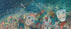 The flight of the Arctic Tern : Ana Botezatu