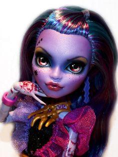 OOAK-custom-Monster-High-doll-repaint-Djinni-Whisp-Grant-ever-after-bjd