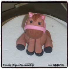 Fondant Horse, Edible Cake, Cupcake Toppers, Preserves, Icing, Connect, Period, Cake Decorating, Plastic