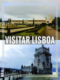 #Lisboa #VisitLisboa #VisitPortugal #Lisbon Visitar Lisboa: é na bacia do rio Tejo, já quase voltada para o Atlântico que se situa a bela cidade de Lisboa, a capital de Portugal. Com origens milenares, esta é uma cidade que respira história em qualquer canto, seja da Olissipo romana, da Al-Ushbuna muçulmana ou Lisboa do Marquês de Pombal. Portugal Travel, Portugal Trip, Places To Visit, Tours, Landscape, California, World, Building, Blog