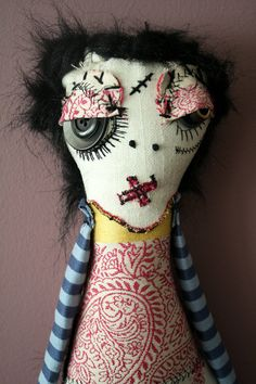 Another doll to love and adore!