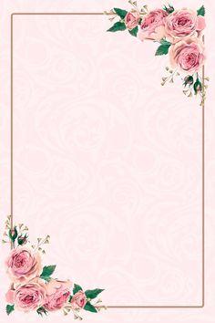 Wir heiraten die Hochzeit, um das Plakat des Distrikts zu unterschreiben – Juna… We marry the wedding to sign the district poster – Juna Rosenfeld – Flower Background Wallpaper, Framed Wallpaper, Beauty Background, Frame Background, Pink Wallpaper, Floral Backround, Wallpaper Wedding, Background Images, Frame Floral