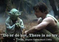 I love Yoda!!!