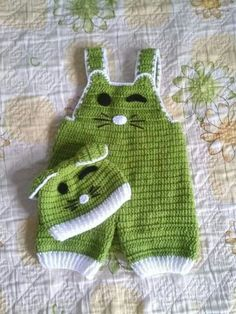 baby rompers – Baby and Toddler Clothing and Accesories Crochet Baby Clothes Boy, Crochet Baby Costumes, Baby Born Clothes, Crochet For Boys, Boy Crochet Patterns, Baby Girl Dress Patterns, Baby Patterns, Motif Kimono, Baby Dungarees