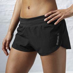 Womens Reebok Crossfit One Series Woven Shorts Reebok Clothes, Black Reebok, Adidas Shorts, Women's Shorts, Reebok Crossfit, Short Outfits, Workout Shorts, Fit Women, Active Wear