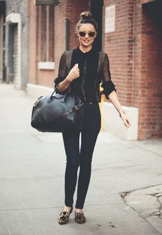 #MirandaKerr is a true #StyleIcon, so this one is to you Miranda. Thanks for all the inspiration!