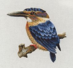 Trish B. Embroidery