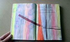 Rysuj grube i cienkie linie