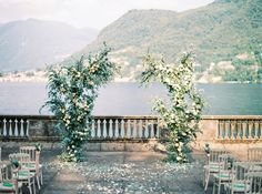 Photography: Thecablookfotolab - www.thecablookfotolab.com   Read More on SMP: http://www.stylemepretty.com/2016/11/23/a-lake-como-wedding-planned-abroad/