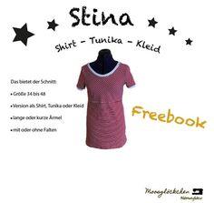 Mama Nähblog: Freebook Stina