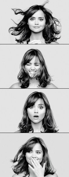 """Jenna-Louise Coleman (born 27 April 1986), known as Jenna Coleman, is an English actress. She is best known for her role as Clara Oswald in the British television series Doctor Who and Jasmine Thomas in the British soap opera Emmerdale. ... ""In 2012, she was voted 91st by readers of FHM in their annual 100 Sexiest Women poll. A year later she finished 30 places higher in the same poll."" (...wonder how THAT happened!)"