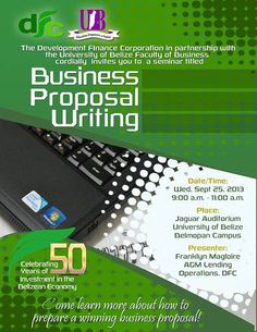How To Write A Simple Proposal  Proposals Grant Writing And