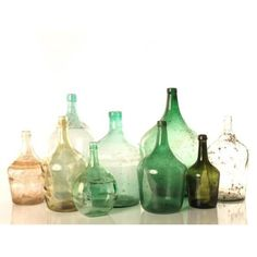 Blue Ocean Traders Antique Glass Bottles – Lifestyles and Interiors by Lisa