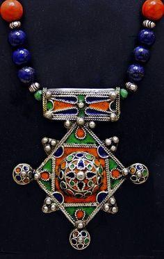 Марокканские украшения — ТРОЙСКАЯ УНЦИЯ