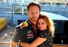Chris Horner e l'ex-Spice Girl Geri Halliwell presto sposi