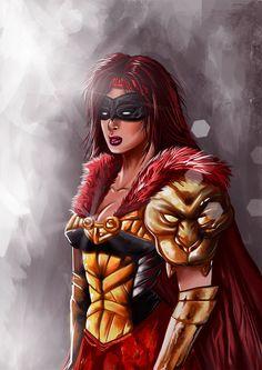 My Works, Comic Art, Wonder Woman, Painting, Superhero, Comics, Lady, Fictional Characters, Women