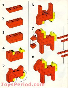 old lego instructions - Google-Suche