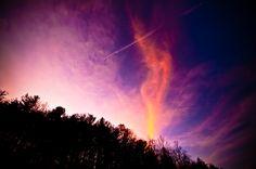 Stone Mountain Sunset  www.cherylddobbinsphotography.com