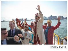 Hyatt Boston Baraat by Boat Boston Sound & Light DJ Yogz #baraat #indianwedding
