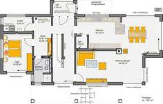 Fertighaus Flaviano Grundriss Penthouse