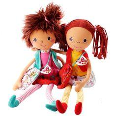 Las chicas más Saltimbanqueras de Lilliputiens!!