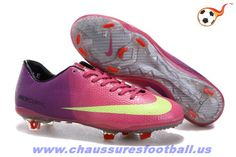f06988c8d8b Nike Mercurial Vapor IX FG Mens Firm Ground Football Cleats In Pink Purple  Electricity White