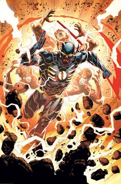 First Look: FLASH As a NEW GOD as JUSTICE LEAGUE: GODS & MEN Is Retitled…