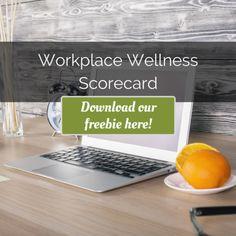 How does your workplace rate with nutrition? Corporate wellness nutrition scorecard Nutrition is one of the most important yet ironically neglected components of a corporate wellness program. I am often puzzled to learn of organizations that fail to offer healthy eating initiatives other than something small such as a single annual lunch and learn seminar. It is no surprise that you can't shift change in an organization in just one hour. Healthy eating support needs to come from a wide ra... Corporate Wellness Programs, Employee Wellness, Workplace Wellness, Registered Dietitian, Nutrition Guide, Healthier You, Healthy Eating, Healthy Recipes, Food