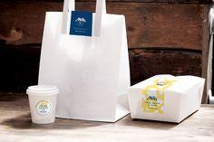 【ASUKI】Milks -FRESH CHEESE & WINE- ミスクス -フレッシュチーズ&ワイン- TAKE OUT PACKAGE DSIGN テイクアウト パッケージデザイン