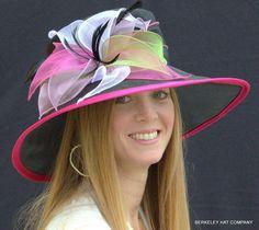 Hats, Caps - Kentucky Derby, Panamas, Greek Fisherman's, Berets, Irish Flat Caps - BERKELEY HAT.COM