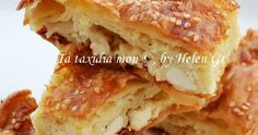 ΑΦΡΑΤΗ ΠΑΝΕΥΚΟΛΗ ΤΥΡΟΠΙΤΑ ΜΕ ΣΟΔΑ Greek Recipes, Flower Arrangement, Apple Pie, Food And Drink, Appetizers, Cheese, My Favorite Things, Eat, Cooking