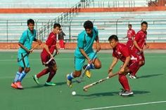 4 th Hockey India Senior Men National Championship 2014 (Division B) played at Major Dhyan Chand Hockey Stadium in Lucknow