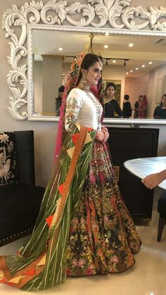 Wedding party outfits guest hijab 55 Ideas for 2019 Pakistani Wedding Outfits, Pakistani Wedding Dresses, Pakistani Dress Design, Bridal Outfits, Wedding Gowns, Desi Wedding, Wedding Album, Wedding Wishes, Wedding Wear