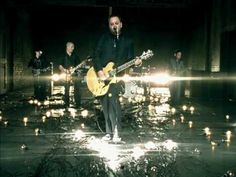 Blue October- Calling You.    This version of the video is what it should have been all along. <3
