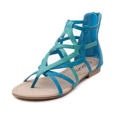 Shop for Womens Coconuts Vacation Sandal in Blue Green at Shi by Journeys. Shop today for the hottest brands in womens shoes at Journeys.com. #Shi