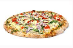 Transformed New York Pizza: I Love NY Veggie Pizza