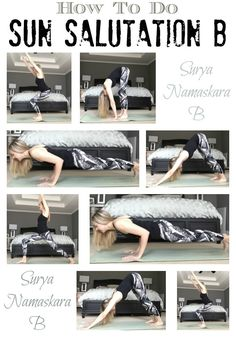 Easy To Follow At Home Yoga Flow