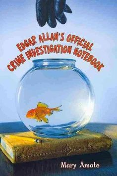 Edgar Allan's official crime investigation notebook by Mary Amato  Click the cover image to check out or request the children's books kindle.