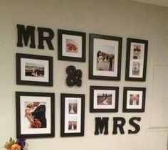 Wall picture frames decor